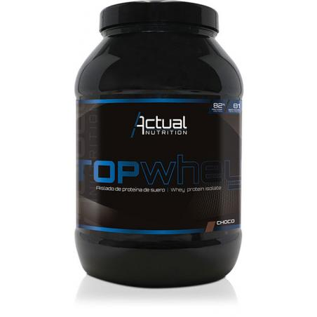 Proteína Whey Top sabor Chocolate. Whey Protein Isolate 90%